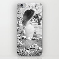 Winter Muse iPhone & iPod Skin