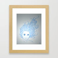 The Muses, No. 3 (Print … Framed Art Print