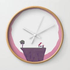 Another Full Moon Wall Clock