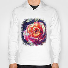 Jeweled Rose Hoody