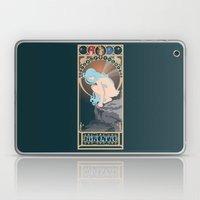 Malta Nouveau -  Sea Prince and the Fire Child Laptop & iPad Skin