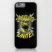 Thunder Gods Unite! iPhone 6 Slim Case