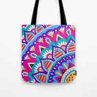 Mandala Layers Tote Bag