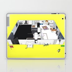 DARK SIDE IS VACANCY Laptop & iPad Skin
