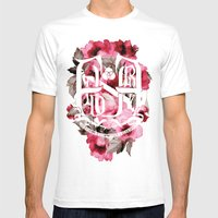 ENDURE SANCTIFIED Mens Fitted Tee White SMALL