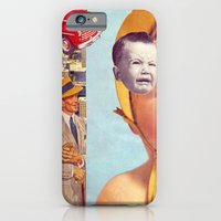 iPhone & iPod Case featuring The Architecture by Onkel Chrispy