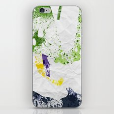 The Perfect Warrior iPhone & iPod Skin