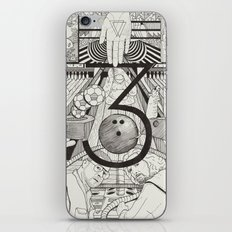 N0.3 iPhone & iPod Skin