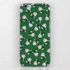 Floral Buds iPhone & iPod Skin
