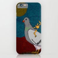 Pigeon Rodeo iPhone 6 Slim Case