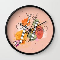 The Reminder Wall Clock