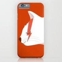 David Meowie iPhone 6 Slim Case