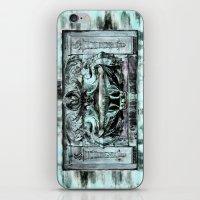 Holy Water iPhone & iPod Skin