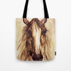 Horse watercolor  Tote Bag