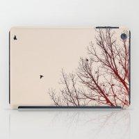Umber Days iPad Case