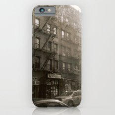 New York Street with Holga iPhone 6 Slim Case