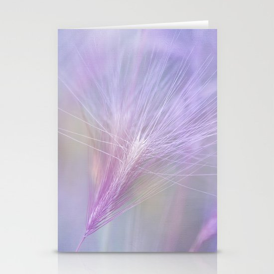 Blowing in the Wind Stationery Card