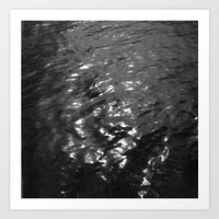 Highwater 1  Art Print