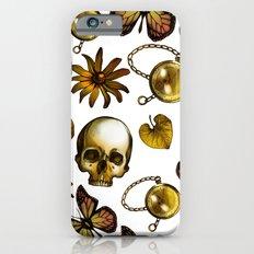Fall Pattern Slim Case iPhone 6s