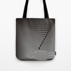 Lost in the space Tote Bag