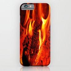 fire iPhone 6s Slim Case