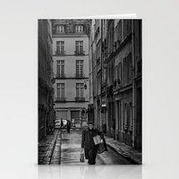 Parisian Stationery Cards