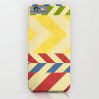 Myriad Chevrons iPhone 6 Slim Case