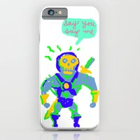 iPhone & iPod Case featuring Masters of the universe of love 2 by QN Benoit TRUONG