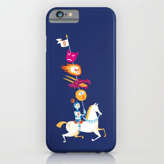 Lancelot iPhone & iPod Case