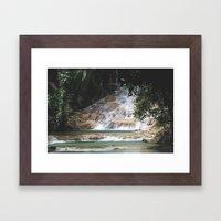 Refreshing Nature Framed Art Print