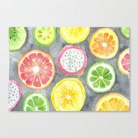 Fruits Canvas Print