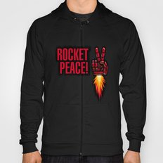 ROCKET PEACE! Hoody