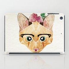 miss cat  iPad Case