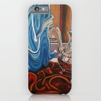 iPhone & iPod Case featuring Spilled Milk by Annette Jimerson