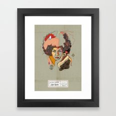 Minnie Riperton - Soul Sister | Soul Brother Framed Art Print
