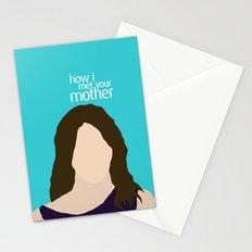 Robin Scherbatsky HIMYM Stationery Cards