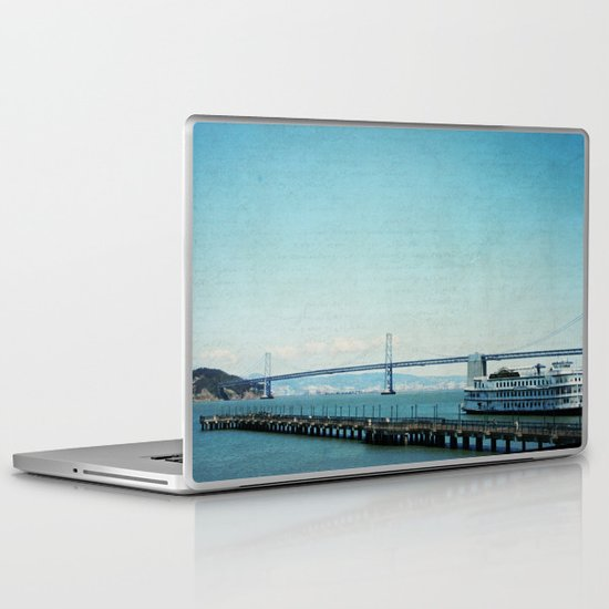 Letters From San Francisco Laptop & iPad Skin