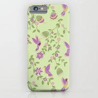 Hummingbirds iPhone 6 Slim Case
