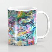 REM white noise Mug