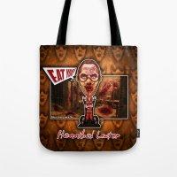 Hannibal Lecter! Tote Bag