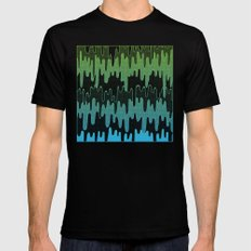 Trippy Drippys SMALL Mens Fitted Tee Black