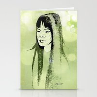 Eastern Princess Stationery Cards