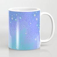 Twilight Nebula (8bit) Mug