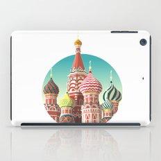 Saint Basil's Cathedral iPad Case