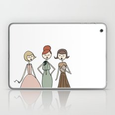 Betty, Joan and Peggy Laptop & iPad Skin