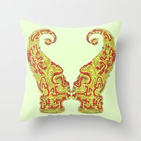 Love (recognizing Unity) Throw Pillow