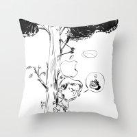 Guillaume Tell 2.0 Throw Pillow