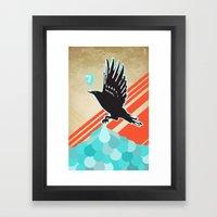 Naaman Framed Art Print