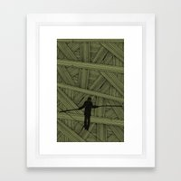 bello Framed Art Print