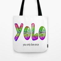 YoLo Tote Bag